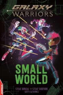 Steve Barlow: EDGE: Galaxy Warriors: Small World, Buch
