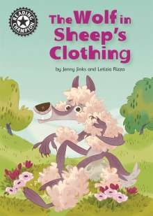 Jenny Jinks: Reading Champion: The Wolf in Sheep's Clothing, Buch
