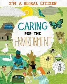 Georgia Amson-Bradshaw: I'm a Global Citizen: Caring for the Environment, Buch