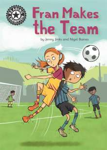 Jenny Jinks: Reading Champion: Fran Makes the Team, Buch