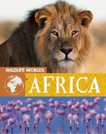 Tim Harris: Wildlife Worlds: Africa, Buch