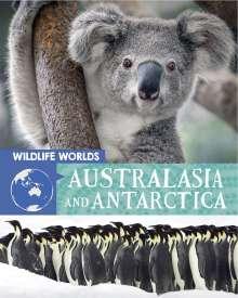 Tim Harris: Wildlife Worlds: Australasia and Antarctica, Buch