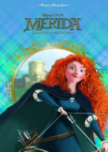 Walt Disney: Merida - Legende der Highlands, Buch