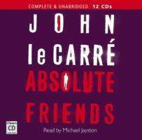 John Le Carre: Absolute Friends, 12 CDs