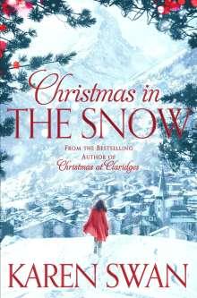 Karen Swan: Christmas in the Snow, Buch