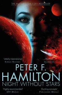 Peter F. Hamilton: Night Without Stars, Buch