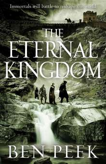 Ben Peek: The Eternal Kingdom, Buch