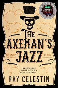 Ray Celestin: The Axeman's Jazz, Buch