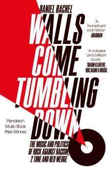 Daniel Rachel: Walls Come Tumbling Down, Buch