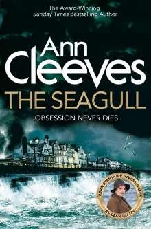 Ann Cleeves: The Seagull, Buch