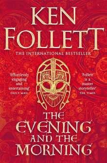 Ken Follett: The Evening and the Morning, Buch