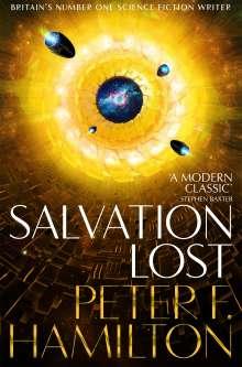 Peter F. Hamilton: Salvation Lost, Buch