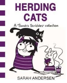 Sarah Andersen: Herding Cats, Buch