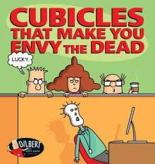 Scott Adams: Cubicles That Make You Envy the Dead, Buch