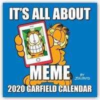 Jim Davis: Garfield - Funny Business 2020 - 16 Monatskalender, Diverse