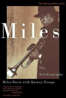 Miles Davis (1926-1991): Miles: Autobiography, Buch