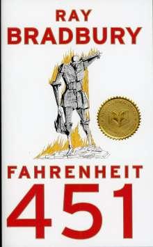Ray Bradbury: Fahrenheit 451, Buch