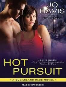 Jo Davis: Hot Pursuit, CD