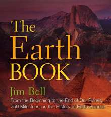 Jim Bell: The Earth Book, Buch