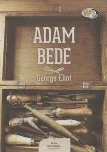 George Eliot: Adam Bede, MP3-CD