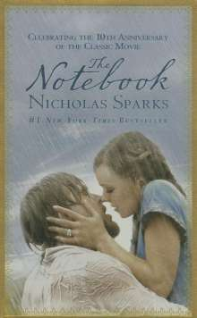 Nicholas Sparks: The Notebook, Buch