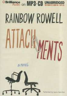 Rainbow Rowell: Attachments, CD
