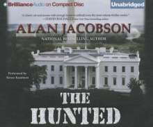 Alan Jacobson: The Hunted, CD