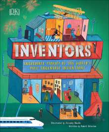Robert Winston: Inventors: Incredible Stories of the World's Most Ingenious Inventions, Buch
