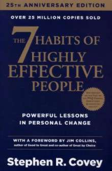 Stephen R. Covey: The 7 Habits of Highly Effective People. 25th Anniversary Edition, Buch