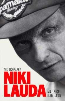 Maurice Hamilton: Niki Lauda, Buch