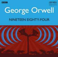 George Orwell: Nineteen Eighty-Four, CD