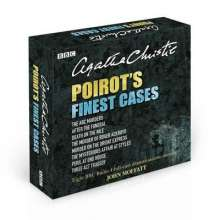 Agatha Christie: Poirot's Finest Cases, 16 CDs