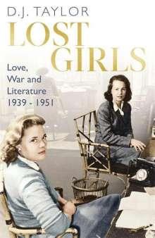 D.J. Taylor: Lost Girls, Buch