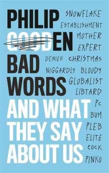 Philip Gooden: Bad Words, Buch