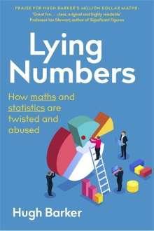 Hugh Barker: Lying Numbers, Buch