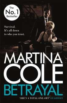 Martina Cole: Betrayal, Buch