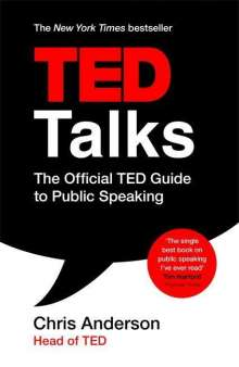 Chris Anderson: TED Talks, Buch