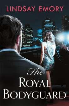 Lindsay Emory: The Royal Bodyguard, Buch