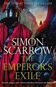 Simon Scarrow: The Emperor's Exile (Eagles of the Empire 19), Buch