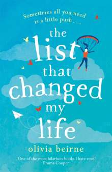 Olivia Beirne: The List That Changed My Life, Buch
