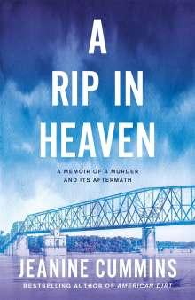 Jeanine Cummins: A Rip in Heaven, Buch