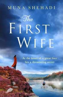 Muna Shehadi: The First Wife, Buch