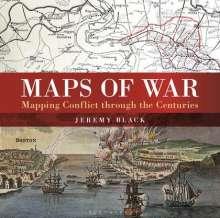 Jeremy Black: Maps of War, Buch