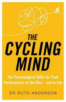 Ruth Anderson: The Cycling Mind, Buch