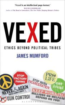 Dr James Mumford: Vexed, Buch
