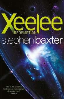 Stephen Baxter: Xeelee: Redemption, Buch