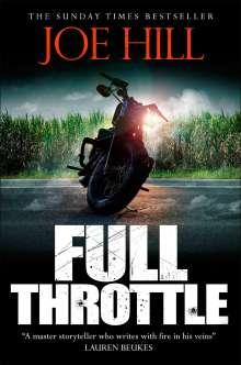 Joe Hill: Full Throttle, Buch