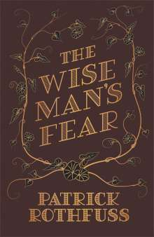 Patrick Rothfuss: The Wise Man's Fear, Buch