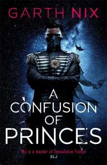 Garth Nix: A Confusion of Princes, Buch