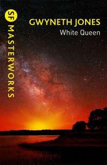 Gwyneth Jones: White Queen, Buch